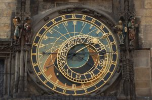 Astronomical Clock called Orloj from 1410