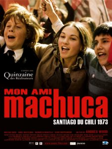 Cover of Machuca movie.