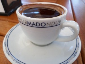 First Türk Kahvesi!