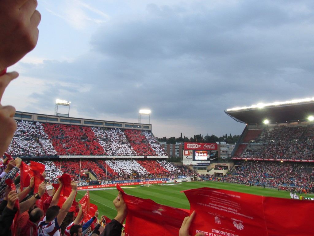 Atletico de Madrid vs. Sevilla
