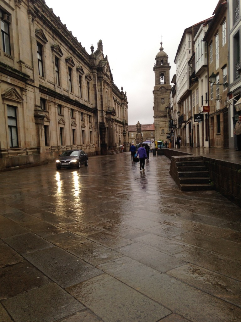 Rain or Shine, Santiago and its rich history and beautiful architecture could not disappoint.