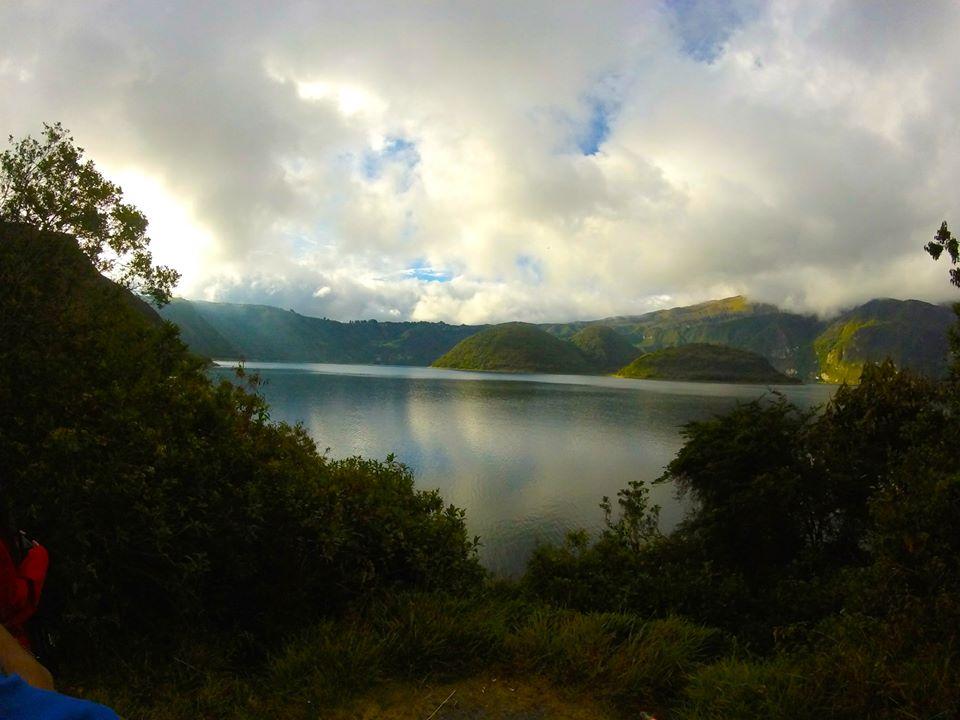 Lago Cuicocha