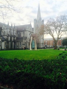 The gorgeous St. Patrick's Cathedral