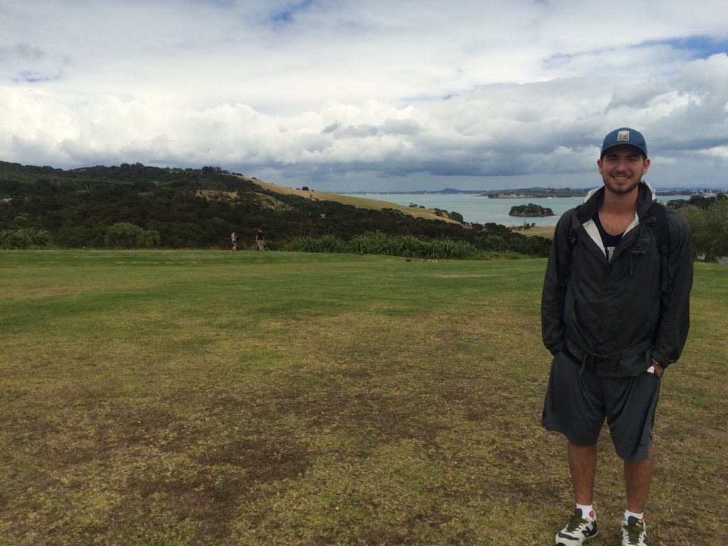Beautiful scenery and incredible wine at Cable Bay Winery in Waiheke Island. Justin Timberlake hosted a party here recently!