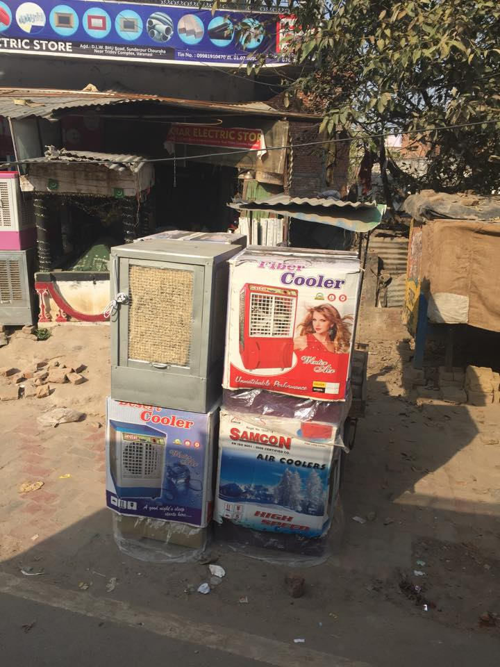 Taylor Swift's new line of air conditioners-only found in India.