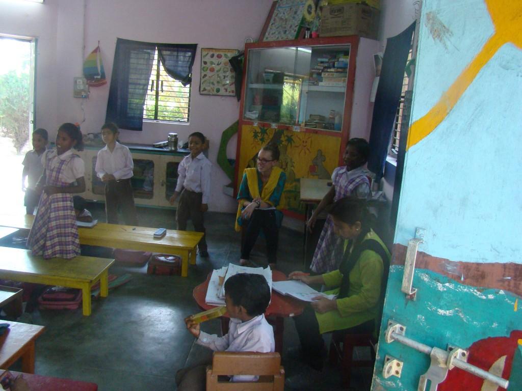 Kindergarten classroom observation