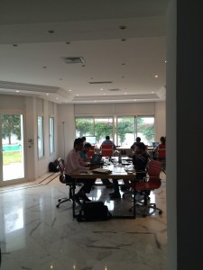 Cogite: the first co-working space in Tunisia.