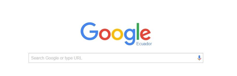google ecuador