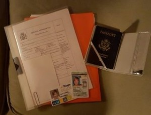 Visa Documents