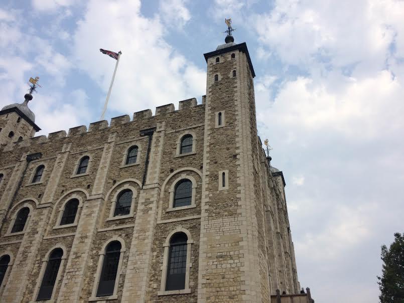 Aberdeen Blog 1- Tower of London