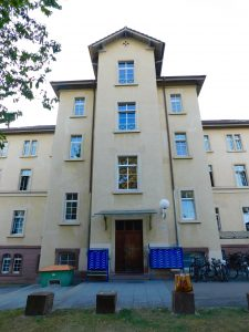 Engelbergerstraße (aka home for the semester)