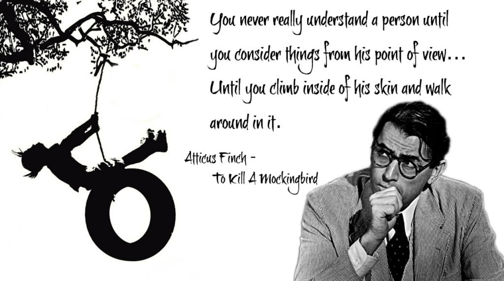 Racism Quotes In To Kill A Mockingbird Does The Racist Version Of Atticus Finch In Author Harper Lee's