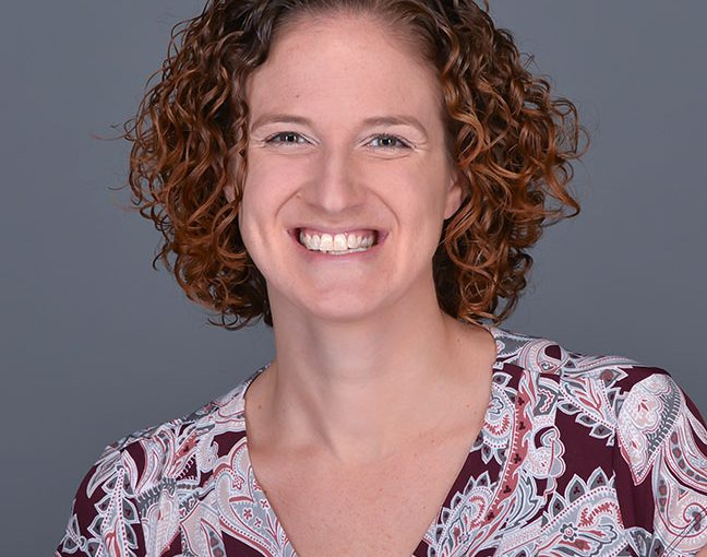 Meet the WGS Faculty: Dr. Carrie Bredow