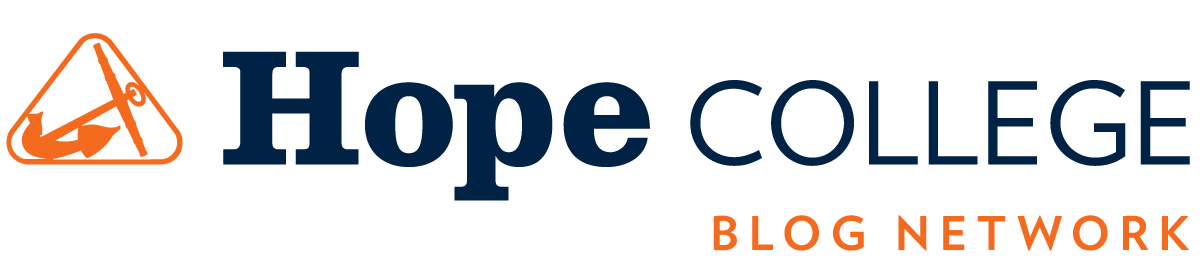 Hope College Blog Network Logo